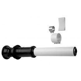 Вертикальный наконечник для коакс. трубы диам. 60/100 мм, длина 1000 мм Baxi (KHG71403641)